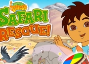 Jeu Diego Safari Rescue