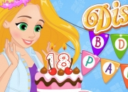 Jeu Disney Anniversaire Party