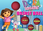 Jeu Dora Basket Ball