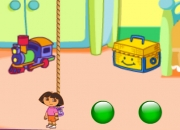 Jeu Dora Bubble Trouble