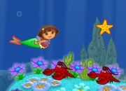 Jeu Dora Mermaid 2