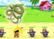 Jeu Dragon Ball Z Defence