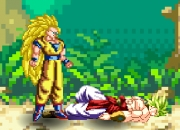 Jeu Dragon Ball Z Fierce Fighting 2-3