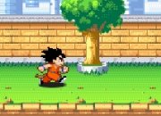 Jeu Dragon Ball Z Flappy Goku