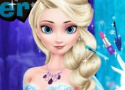 Jeu Elsa Stylish Makeover
