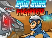 Jeu Epic boss fighter