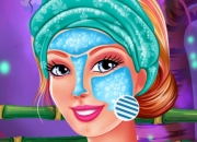 Jeu Fabuleux Maquillage de Barbie