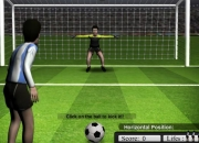 Jeu Foot Tir au But 3D