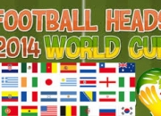 Jeu Football Heads 2014 Coupe du Monde