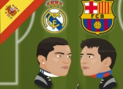 Jeu Football Heads La Liga Foot