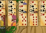 Jeu Forty Thieves Solitaire Gold