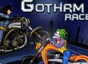 Jeu Gotham Race Batman