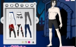 Jeu Habillage fashion vampire