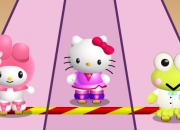 Jeu Hello Kitty Course