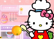 Jeu Hello Kitty Cut Fruit