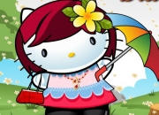 Jeu Hello Kitty Dressup 2