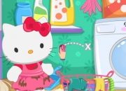 Jeu Hello Kitty Laundry
