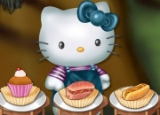 Jeu Hello Kitty a faim