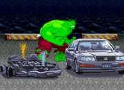 Jeu Hulk Destruction Voiture