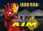 Jeu Iron Man 3 Assault