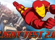 Jeu Iron Man Flight Test 2