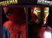 Jeu Iron Man et Spiderman à la rescousse de la ville
