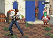 Jeu King of Fighters vs DNF