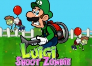 Jeu Luigi Shoot Tire Zombie