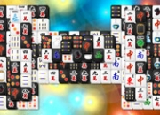 Jeu Mahjong Black White 2