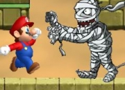 Jeu Mario Egypt Run