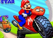 Jeu Mario Racing Star