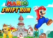 Jeu Mario Swift Run Course