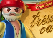 Jeu Playmobil Pirate Paul Trésor