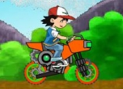 Jeu Pokemon Bike Kids