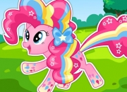 Jeu Poney Rainbow Power