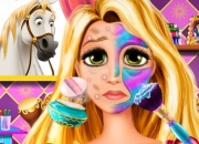 Jeu Rapunzel total makeover