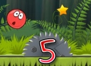 Jeu Red Ball 5