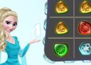 Jeu Reine des neiges Candy Crush