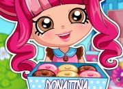 Jeu Shopkins Shoppies Donatina Dressup