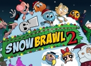 Jeu Snow Brawl Fight 2