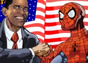 Jeu Spiderman et Obama