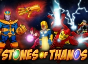 Jeu Super Hero Squad Les Avengers Stones of thanos