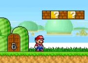 Jeu Super mario star scramble 2