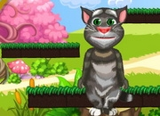 Jeu Talking Tom Jump Aventure