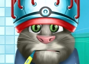 Jeu Talking Tom au Docteur