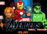 Jeu The Avengers Skrull Takedown