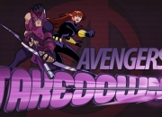 Jeu The Avengers Takedown