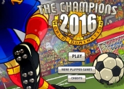 Jeu The Champions 2016 Foot