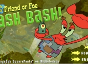 Jeu Trash Bash Spongebob