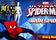 Jeu Ultime Spiderman Iron Spider